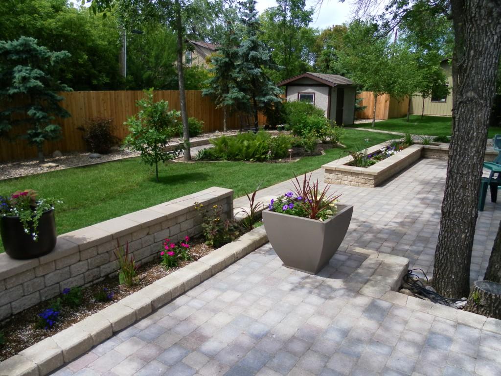 Residential Landscape Idea Fivestar Landscaping