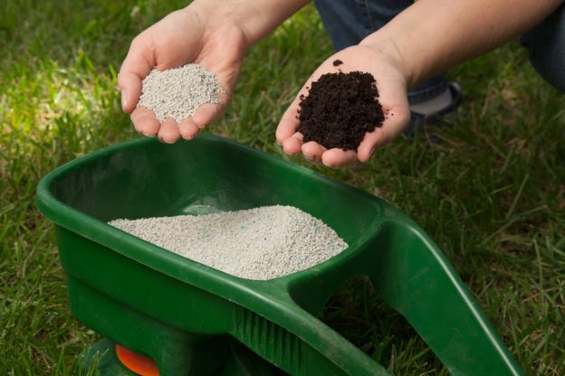 Proper Fertilization Methods for Both your Lawn and Trees Before Winter - Five-Star Landscaping - Lawn Experts Calgary