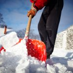 Winter Courtesy - Five Star Landscaping - Professional Snow Clearing Team